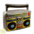 BOOM BOX INFLATABLE BLOW UPSPEAKER FANCY DRESS ACCESSORY STEREO STAG PARTY PROP
