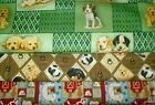 CLEARANCE DOGS & FARM  FABRICS Sold INDIVIDUALLY NOT AS  GROUP By the HALF YARD