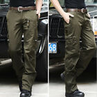 Men's 101st Airborne Division Military Trousers New Stylish Straight Pants R107