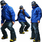 SOUTHPLAY COLLECTION Waterproof Ski Snowboard Jumper Suits Jacket + Pants SET 09