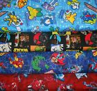 SUPER HEROS #6  FABRICS Sold INDIVIDUALLY NOT AS A GROUP By the HALF YARD