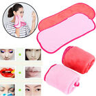 Soft Reusable Microfiber Facial Cloth Towel Pads Makeup Remover Cleansing Beauty