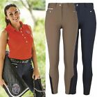 Mountain Horse Ladies Evelyn Soft Durable Silicon Grip Stretch Riding Breeches