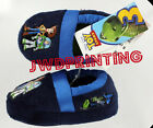 DISNEY Toy Story 3 Size S 5-6 Buzz Woody Navy Slipper Choice NWT