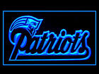New England Patriots LED Neon Sign Light NFL Football Sports Team Red Blue Green on eBay