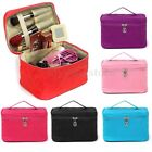 Women Travel Portable Make up Cosmetic Toiletry Wash Case Bag Handbag Organizer