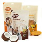 Soopa 100% Fruit & Vegetable Dog Chews - Coconut, Papaya or Sweet Potato 100g
