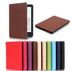 Custer Style PU Leather Folding Cover Case For Amazon eReader New Kindle 2016 6""