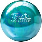 NEW Brunswick Target Zone Polyester Bowling Ball, Caribbean Blue, 6 - 11 LB