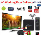 USA WIFI MXQ PRO S905 4K Quad Core Android KODI XBMC Smart TV BOX &Free Keyboard