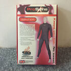 PROSKINS GREY WINTER MOTORCYCLE MOTORBIKE COMPRESSION LONG SLEEVE TOP BASE LAYER