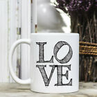 Coffee Mug - Positive Quote Message - Love