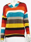 B. ENVIED USA BOHO RESORT CASUAL BEACH SUMMER HOODIE LONG SLEEVES S M L