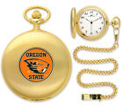 Oregon State Beavers Pocket Watch Gold or Silver