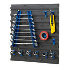 Louvre Panel Tool Rack Kits Garage Storage Shelving Tool Rack DIY Wall Rack Kit