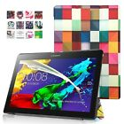 "ART THIN LEATHER CASE COVER, SCREEN PROTECTOR & STYLUS FOR LENOVO TAB 3 10 (10"")"