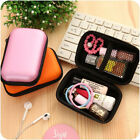 New Fashion Headset Protect Carry Hard Case Bag Storage Box Headphone Earphone