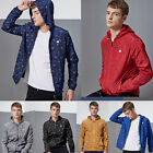 New Casual Men's Fashion Hoodie Jacket Long Sleeve Polyester Leisure Autumn Coat