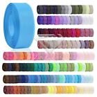 10Yard Grosgrain Ribbon Sew Bow Party Wedding Favor U Pick Craft Supplies 25mm