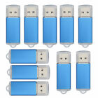 10pcs/lot 1GB-16GB USB2.0 Flash Drive Memory Stick Pen Drive Storage Thumb Disk