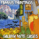 Cases For Samsung Galaxy Note 2 3 4 5 - Famous Paintings and Painters
