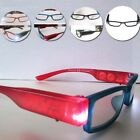 LED Reading Glasses-Presbyopic Glasses with Light Power Diopter Embossing Reader