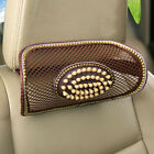 Mesh Wood Beads Travel Pillow Neck Support Car Seat Cushion Chirstmas Gift Lot