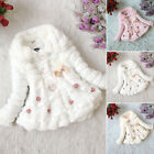 NEW Child Kids Girl's Clothing Cotton Jacket Coat Winter Warm Snowsuit Outwear
