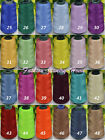 3000Yards Sewing Industrial Polyester Embroidery Machine Thread Cones 50 Choose