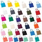 New WESTFORD MILL Cotton Promo Shoulder Tote Carry Bag in 35 colours