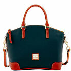Dooney & Bourke Pebble Grain Charli Satchel