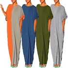 S-3XL Womens Stylish Long Maxi Dress Loose Cocktail Evening Party Beach Dress