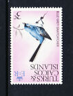 TURKS & CAICOS 1974 3c WITH INVERTED WATERMARK SG 413w MNH.