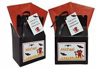 Personalised Halloween Devil Trick or Treat Birthday Party Favour Sweets Box