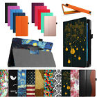 For All-New Amazon Fire HD 8 (2016 6th Gen) Vegan Leather Case Folio Stand Cover