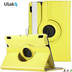 360 Rotating Magnetic PU Leather Stand Case Flp Cover For Kindle Fire HDX 7 2013