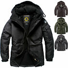 NEW SOUTH PLAY Mens Ski SnowBoard Jacket Jumper Parka Coat Outwear Top W01 SOLID