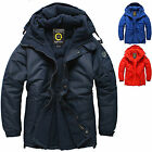 NEW SOUTH PLAY Mens Ski SnowBoard Jacket Jumper Parka Coat Outwear Top W02 VIVID