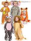 Baby Todder Animal Fancy Dress Up Costume Boys Girls 6 12 24 Months Book Day