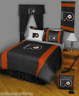 Philadelphia Flyers Bed in a Bag Twin Full Queen King Size Comforter Set