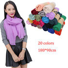 HOT  New Style Scarves Lady Women Long soft cotton Scarf Wrap shawl Stole