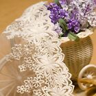 New Lace Trims Embroidered Tulle Fabric Sewing Shirt Dress Clothes Handicrafts