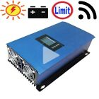 1000W Solar on Grid Tie Inverter Power Limiter, MPPT PV System DC 22-60V/45-90V