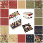 MODA FERN HILL by Jan Patek 100 % cotton charm pack jelly roll & layer cakes