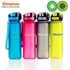 KingCamp Water Bottle Wide Mouth Leakproof BPA-Free Outdoor Camping Sports 500ML