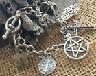 SUPERNATURAL Mary Winchester Inspire Pentagram Protection Hunters Charm Bracelet