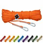 Multi Function Colorful Outdoor Climbing Rope Safety Recuse Survival Equipment