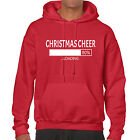 grabmybits - Christmas Cheer Now Loading Funny Hoodie, xmas gift