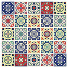 Tile Stickers Transfer Traditional Kitch...