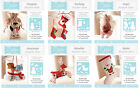 "Debbie Shore 8""x8"" Template Sheet & Project Booklet Xmas Crafters Companion"
